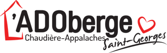 logo L'ADOberge Beauce