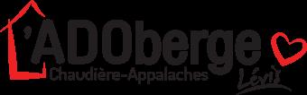 Logo L'ADOberge Lévis