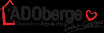 logo L'ADOberge Beauce